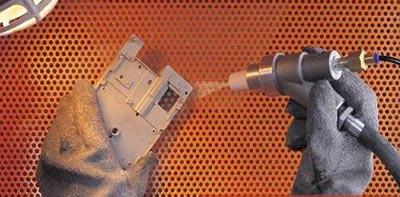 常用的十三种表面处理工艺流程