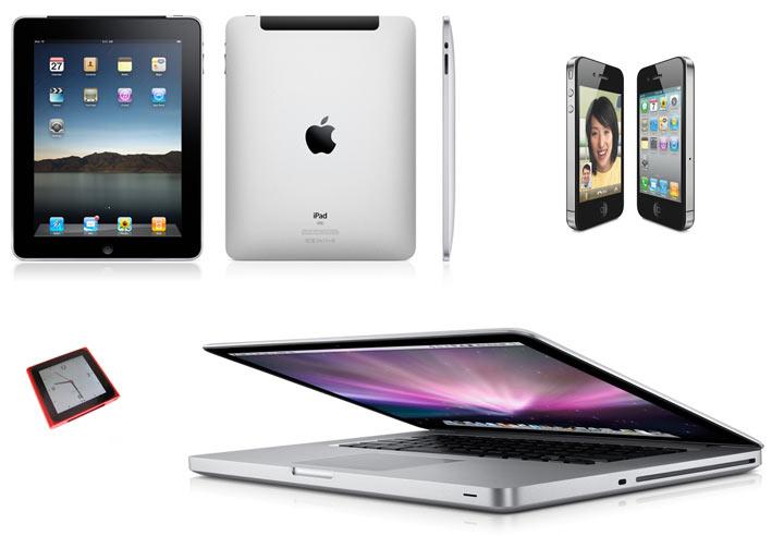 为什么苹果的产品偏爱阳极氧化铝工艺?  为什么苹果的产品偏爱阳极氧化铝工艺? pingguo