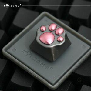 微观世界键盘上的白色阳极工艺  微观世界里键盘里白色阳极工艺                    300x300