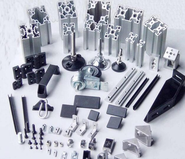 铝型材无烟抛光  浅谈铝合金型材无烟抛光技术(一)