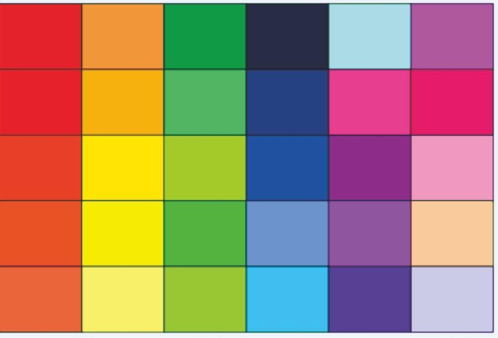 铝合金表面染色之常见颜色特性(二) timg 6