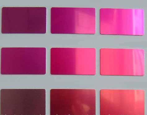 铝合金有机染料染色工艺详解 u37275804233575888617fm26gp0
