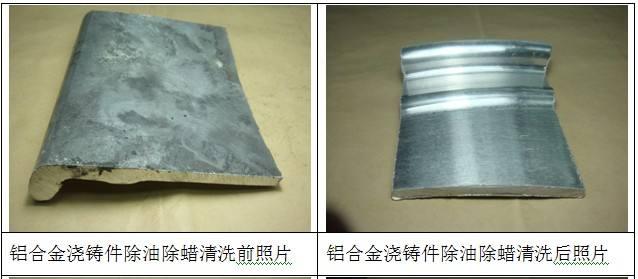 铝合金除蜡  铝合金应该怎么除蜡